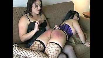 Free hentai spanking videos - Ms holly spanks her escortgirl - free full videos www.redhotsubmission.com