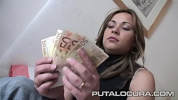 Excuse me, do you want to earn a few euros? Sara May Torbe Caught