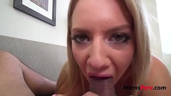 Son Offers Lonely Mom His Services- Candice Dare