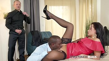PrivateBlack - Hot Daphne Klyde Butt Fucked By BBC & Husband