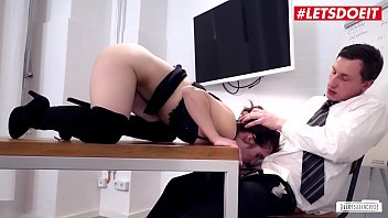 LETSDOEIT - Hot Secretary Vanda Angel Craves For Good Fuck With The Intern