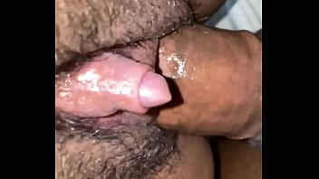 Cumming Deep In Her Pussy
