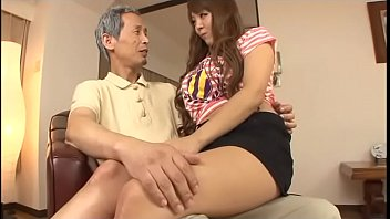 Hitomi with Old Men 1