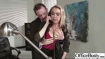 (devon) Big Round Tits Girl Enjoy Sex In Office clip-17