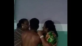 Striking in the Favela Naked Husband and Lover