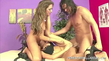 Pussy Lapping Cock Sucking Threesome