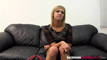 Young Broke Coed Ashleigh Gets Pink Pussy Fucked & Face Cummed On!