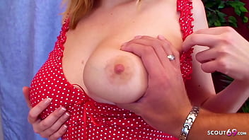Big Clit Natural Ginger Mom POV Fuck And Swallow Sperm