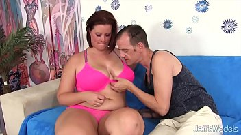 Big boobed mom spreads her legs for dick 8 min