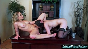 Girl On Girl In Punish Sex Action Between Lesbians (casey&mia) clip-17 7 min