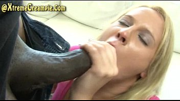 Huge black cocks white cunts - Aria austin interracial creampie gangbang