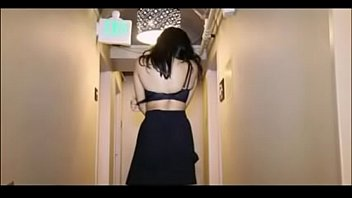 hot indian model Liza stripping nude in hotel  dhaba desi