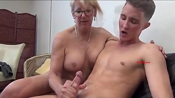 horny teacher fucking young cock