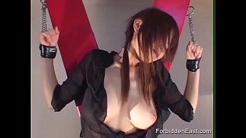 Japanese Geisha in Hardcore BDSM