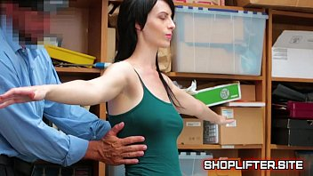 Shoplifting Amateure With Perfect Breasts