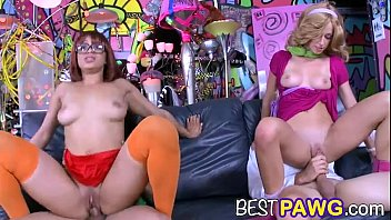 Hallowen costumes for adults Scooby doo porn parody worth jacking off to ap6099