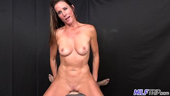 MILF Trip - Athletic Brunette MILF Fucked By Fat Cock - Part I 14 Min