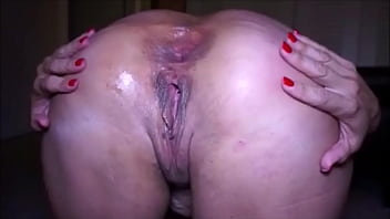 Mature used as whore's meat to pay her husband's debts. Third payment