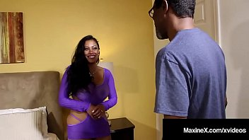 Oriental Mommy Maxine X Butt Fucked & Mouth Banged! Damn!