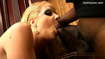 Wet pussy bound and fucked