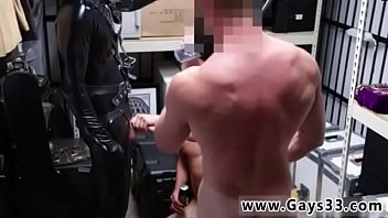 Straight guys fucking themselves and exposed boys on locker room