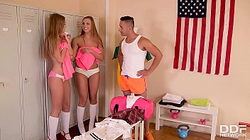 Morgan blowjob clip - Euro sluts ornella morgan tiffany tatum bjs in the locker room