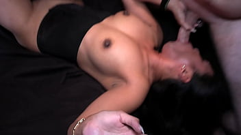 Asian beauty Suki is doing a private Gang Bang Party with lots of dicks and tons of fresh sperm 25 min