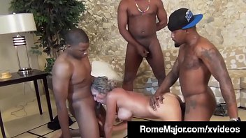 Girls who like like dick - Black gang bang rome major 3 bros fuck white jade jamison