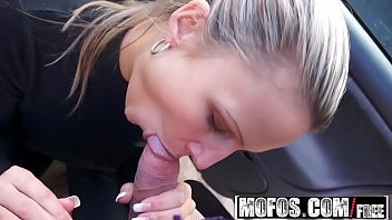 Public Pick Ups - Giving Holly A Ride starring  Holly
