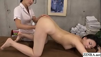Japanese massage special first time lesbian course Subtitles