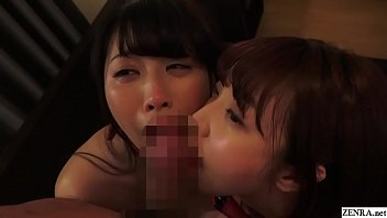 Japanese cheating wife blowjob and rimjob training Subtitles