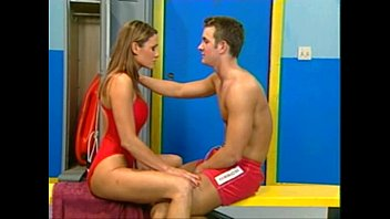 Lifeguards sex having hot girls