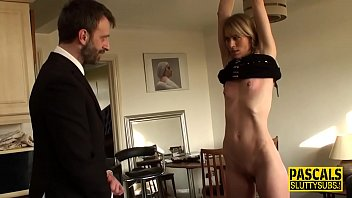 Tied Up Submissive Milf