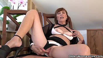 Breast after menopause European gilf danina gives her yearning pussy what it needs