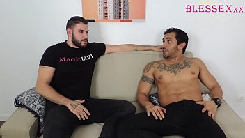 Psychology of a bisexual man I try a dick if you try a pussy - lucio saints magic javi paola hard