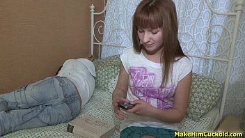 Make Him Cuckold - Sex revenge Rosanna from a fiance