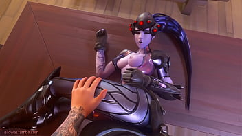 Widowmaker sex w/ sounds - Overwatch