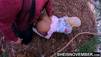 Daughter Dirty Knees For Step Dad In Grass Behind Mothers Back, Sheisnovember Outdoors Doggystyle 4k With Filthy Knees Smashing In Dress With Large Butt, Kinky Inlaw Fornication by Msnovember