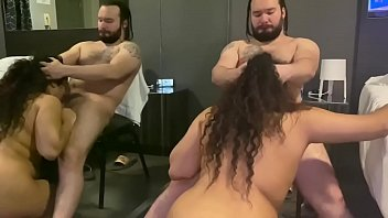 Freaky Dominican Wife fucked during quarantine