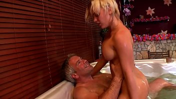 Horny young bitch fucks german Barkeeper HD