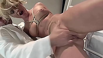 Kinky sex therapy for sex maniac Kathia Nobili. Part 1. She loves, to being in submissive role.