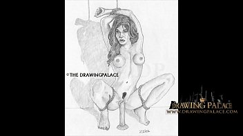 Porn draws Drawingpalace.com hand drawn sex cartoons and 3d animated sex