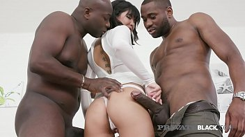 Ladies had dick saxy - Privateblack - hot young lady dee gets dark dicked by 2 bbcs