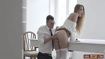 alexis crystal in lusty anal session min