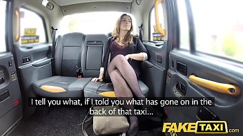 Pointy young tits Fake taxi deep anal with big bouncy pointy nipples