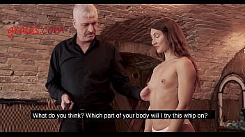 Whipping The Small Tits