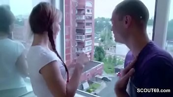 He Seduce Petite Step-Sister To Fuck And Lost Virgin