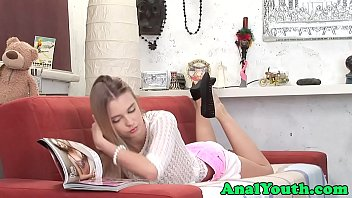 Teen Babe Fucking On The Couch