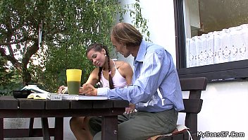 He finds her riding father in law cock Vorschaubild