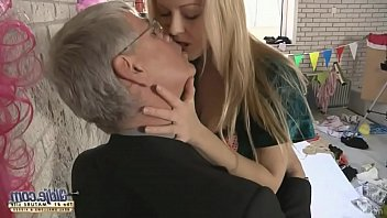 Old young kissing compilation | Video Make Love